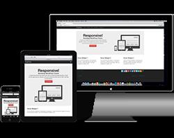 Адаптивный дизайн сайта под мобильные устройства
