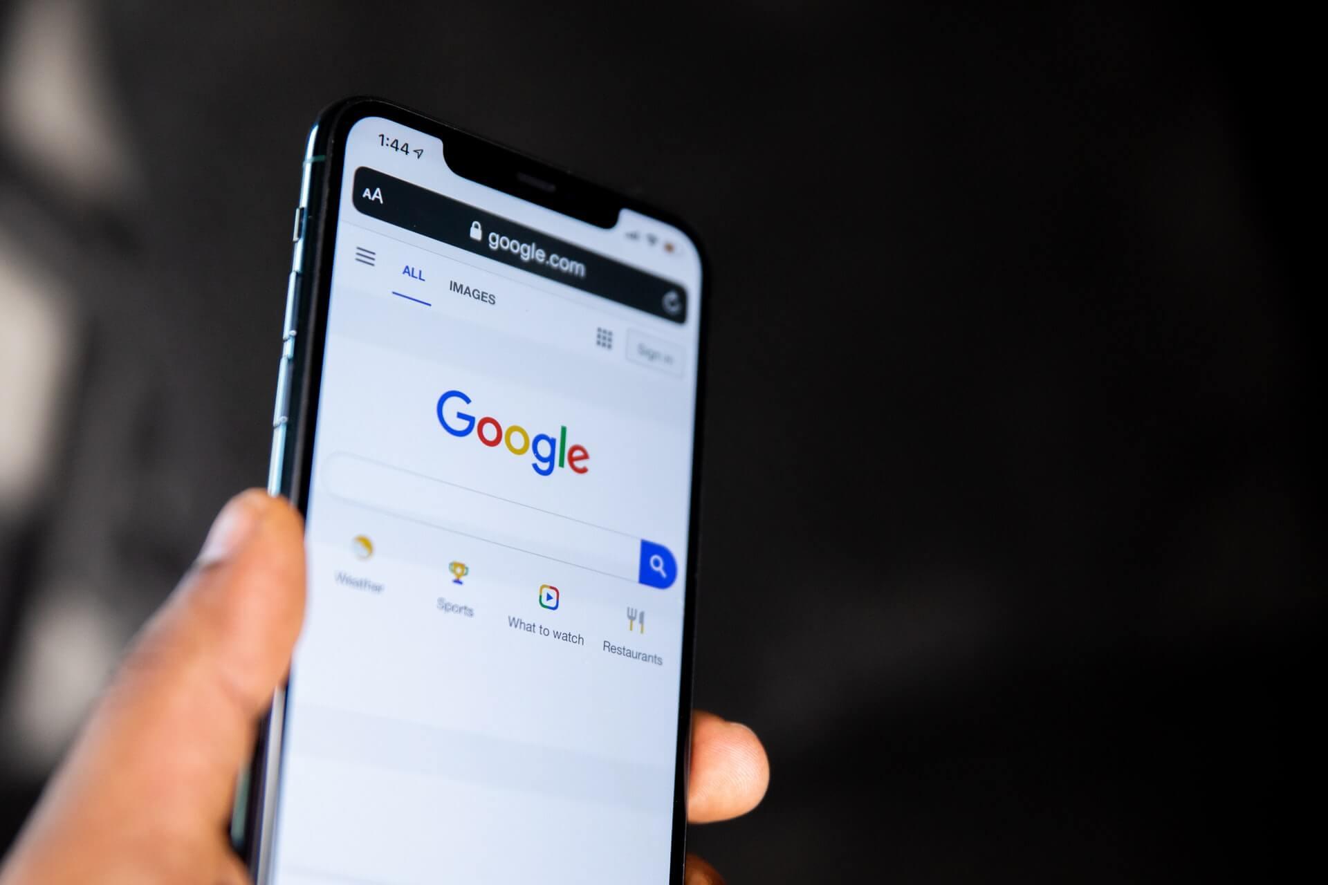 продвижение сайта в Google в 2021