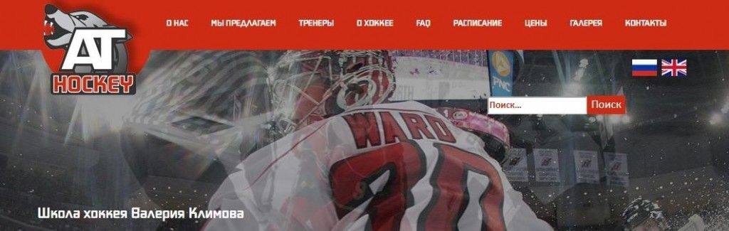 Школа хоккея athockey